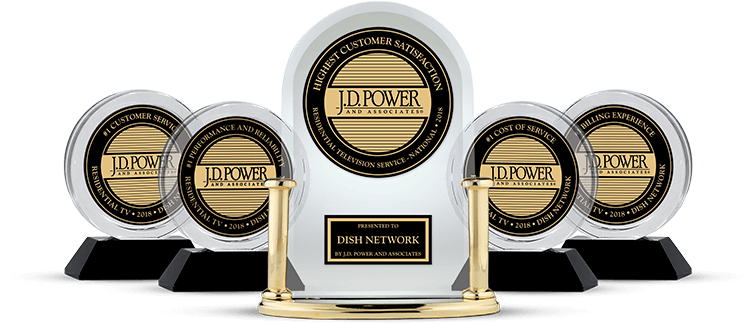 DISH Customer Service - Ranked #1 by JD Power - CHAGO'S SATELLITE in RED BLUFF, California - DISH Authorized Retailer